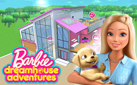 Barbie Dreamhouse Adventures App