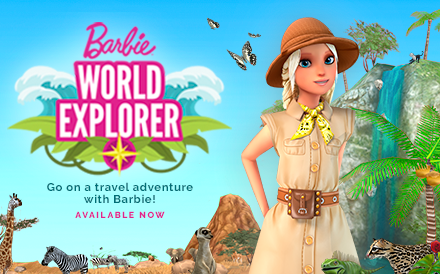 Barbie World Explorer Image