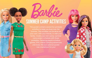 Activities Summer Camp