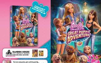 Activities Printable Great Puppy Adventure Activity Book