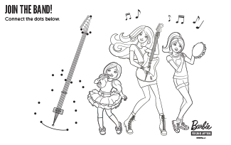 Activities Printable Musician