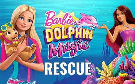Barbie Dolphin Magic Rescue Image